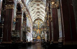 Kaplica relikwii dziś otwarta na Jasnej Górze