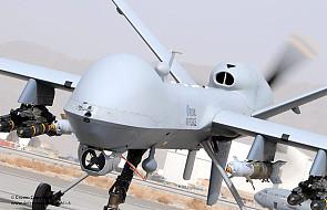 Drony W. Brytanii atakują Państwo Islamskie