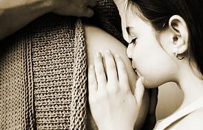 Kobieta w stanie błogosławionym -  obraz Boga