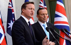 Cameron o zaostrzeniu sankcji wobec Rosji