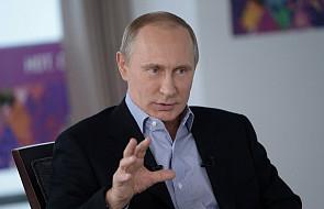 Putin przyznaje, że sankcje szkodzą Rosji