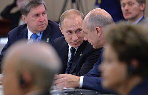 Van Rompuy o dalszych sankcjach wobec Rosji