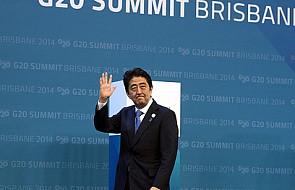 W Japonii przedterminowe wybory