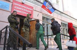 """""""Wybory"""" zamrażają konflikt na wsch. Ukrainie?"""