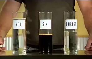 Zobacz, co Jezus robi z twoim grzechem