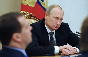 """Putin: """"kolorowe rewolucje"""" lekcją i ostrzeżeniem"""