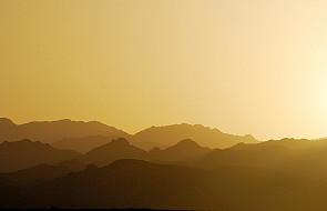 Góra na której niebo połączyło się z ziemią
