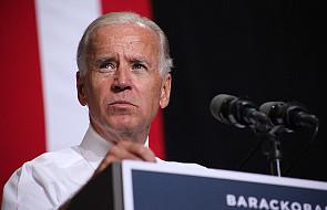 Biden: będziemy wzmacniać naciski na Rosję