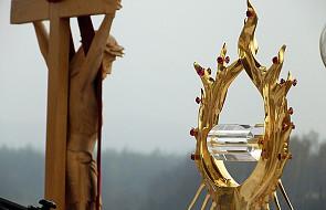 Relikwie Jana Pawła II na Majdanie w rocznicę