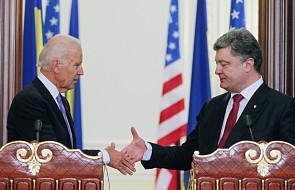 Biden wzywa Rosję do wypełnienia zobowiązań