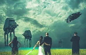 Najbardziej kreatywne zdjęcia ślubne