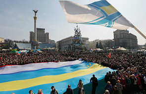 Boni: Majdan obudził Ukrainę i Europę