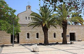 Kościół Prymatu, Tabgha
