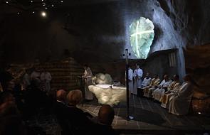 W kopalni soli otwarto kaplicę św. Jana Pawła II