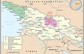 Rosja i Abchazja zawarły układ o partnerstwie