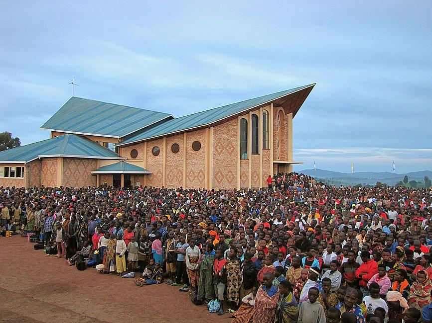 Kibeho. U stóp Królowej Afryki - zdjęcie w treści artykułu nr 3