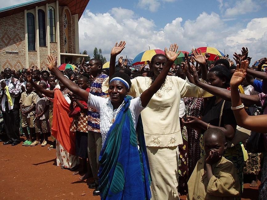 Kibeho. U stóp Królowej Afryki - zdjęcie w treści artykułu