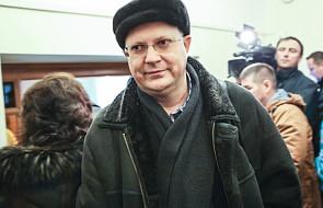 Rosyjski dziennikarz chce poznać wniosek ABW