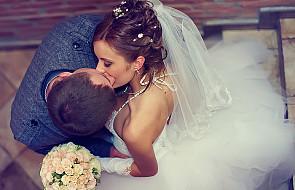 Najpiękniej całują panny młode!