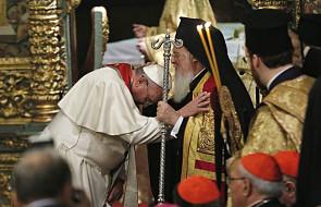 Modlitwa ekumeniczna z Papieżem  na Fanarze