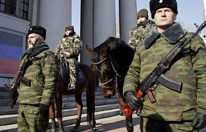 Siły rosyjskie coraz bliżej granicy z Ukrainą