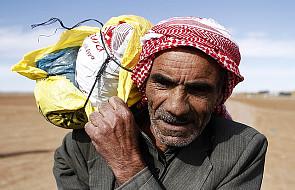 Bp Audo z Syrii: brak bezpieczeństwa i bieda