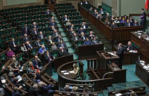 Debata nad wnioskiem o odwołanie Sikorskiego