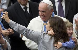 Franciszek spotkał się z włoskimi skautami