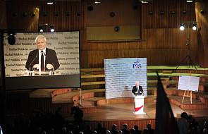Kaczyński: kandydaci PiS szansą na zmianę