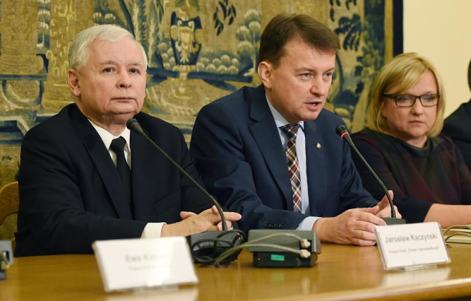 Kaczyński: to jest droga do usunięcia z partii