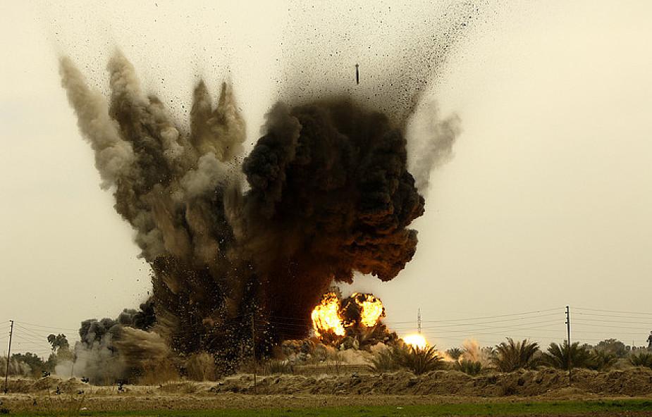 Irak: siły rządowe dotarły do centrum Bajdżi