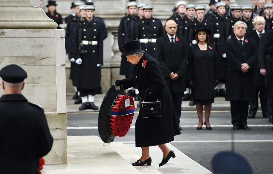 W. Brytania: obchody Remembrance Sunday