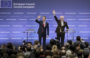 Tusk: Pokój na Ukrainie nie za cenę kapitulacji