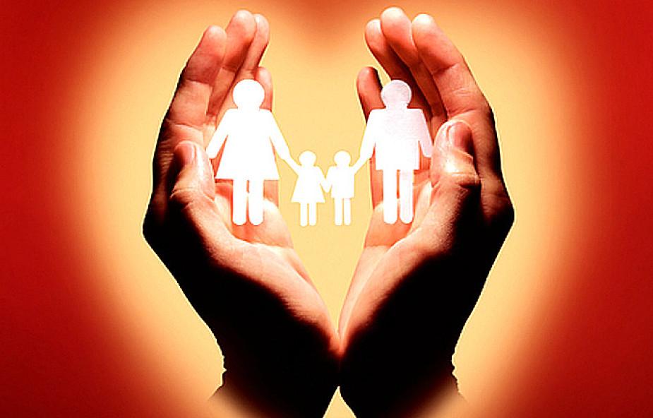 Co jest sercem rodziny?