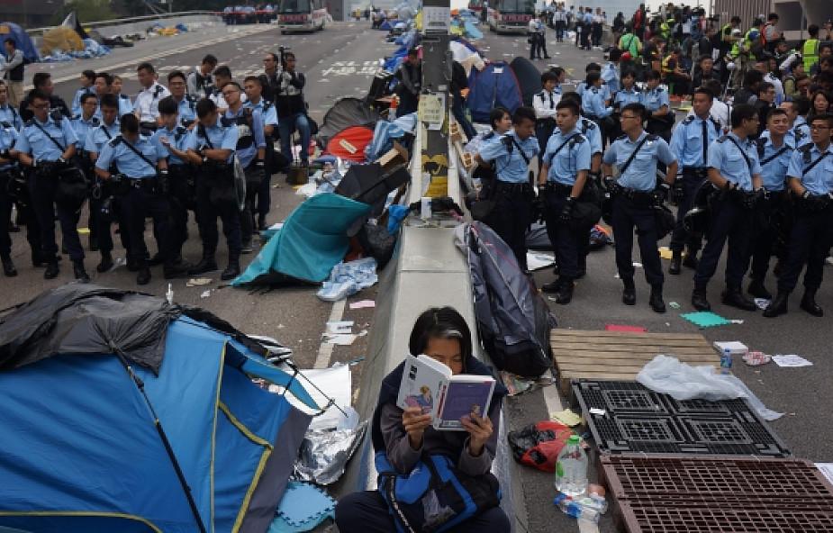 Hongkong: skończył się niezwykły rozdział