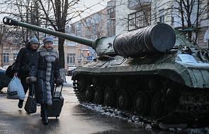 Konwój z pomocą humanitarną  dla Ukrainy