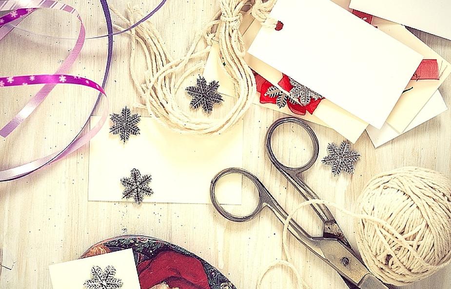 Czym zająć dzieci przed Świętami?