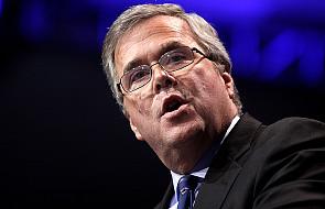 Kolejny Bush chce zostać prezydentem