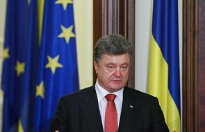 Poroszenko, Putin, Merkel i Hollande o Ukrainie