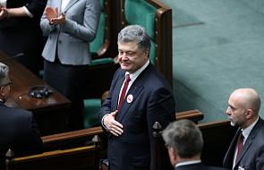 Koziej: deklaracja Poroszenki - historyczna