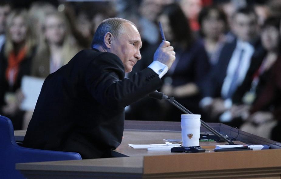 Putin: koniec kryzysu w Rosji za dwa lata
