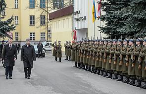 Poroszenko: relacje polsko-ukraińskie - dobre