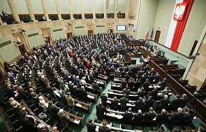 Sejm uchwalił kolejne przepisy i ustawy