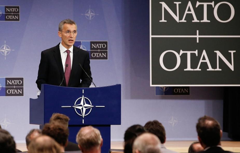 Ukraina może ubiegać się o członkostwo w NATO