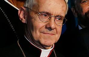 Watykan: Kard. Tauran nowym kamerlingiem