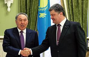 Ukraina i Kazachstan wznawiają współpracę