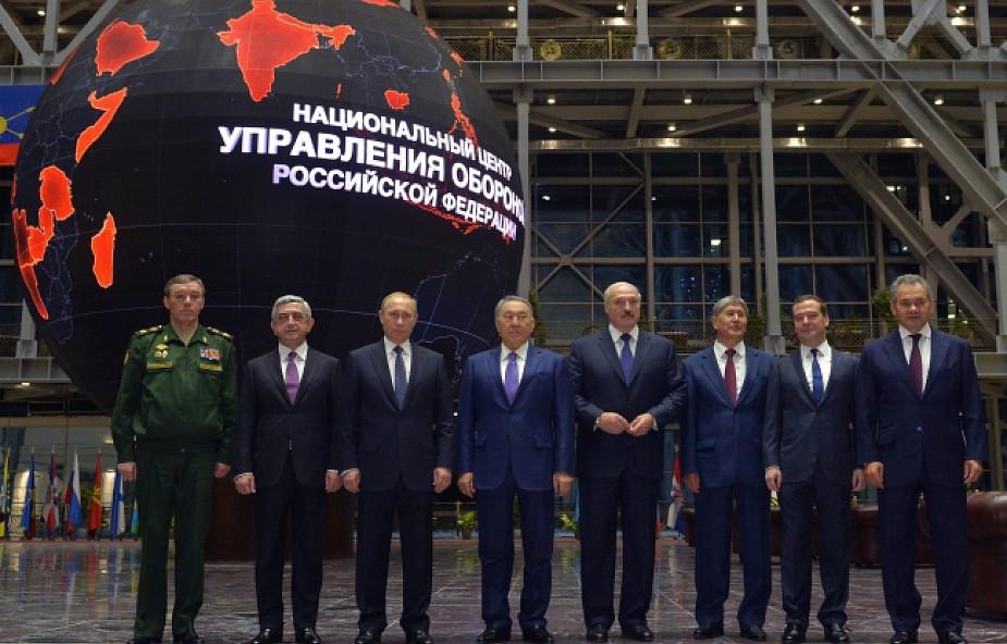 Rosja i cztery poradzieckie kraje finalizują sojusz