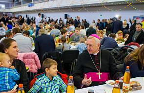 Wigilia Caritas w Poznaniu dla 1800 bezdomnych