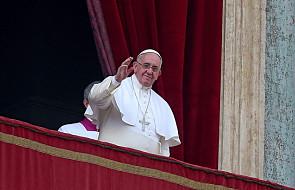 Błogosławieństwo Papieża Urbi et Orbi