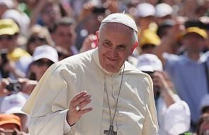Intensywny rok 2015 papieża Franciszka
